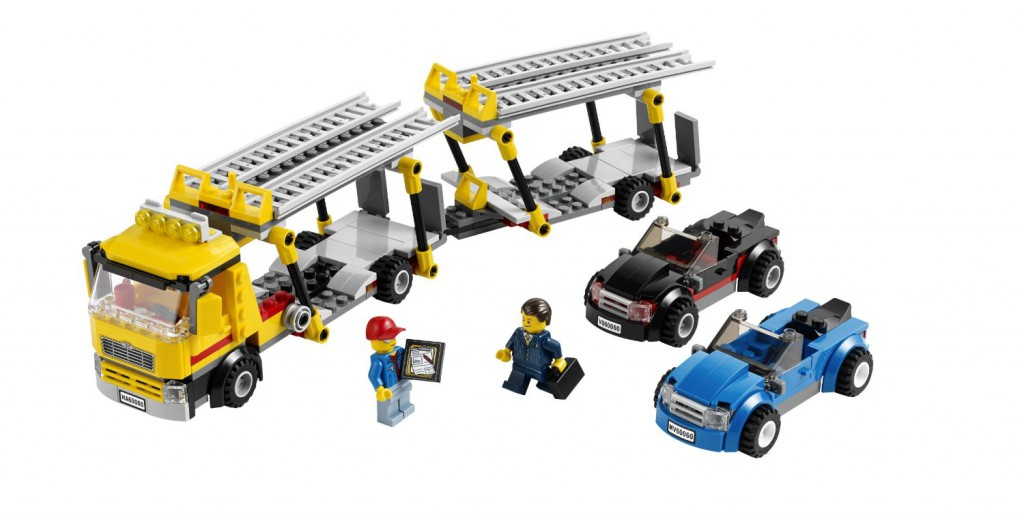 Lego City Auto Transporter