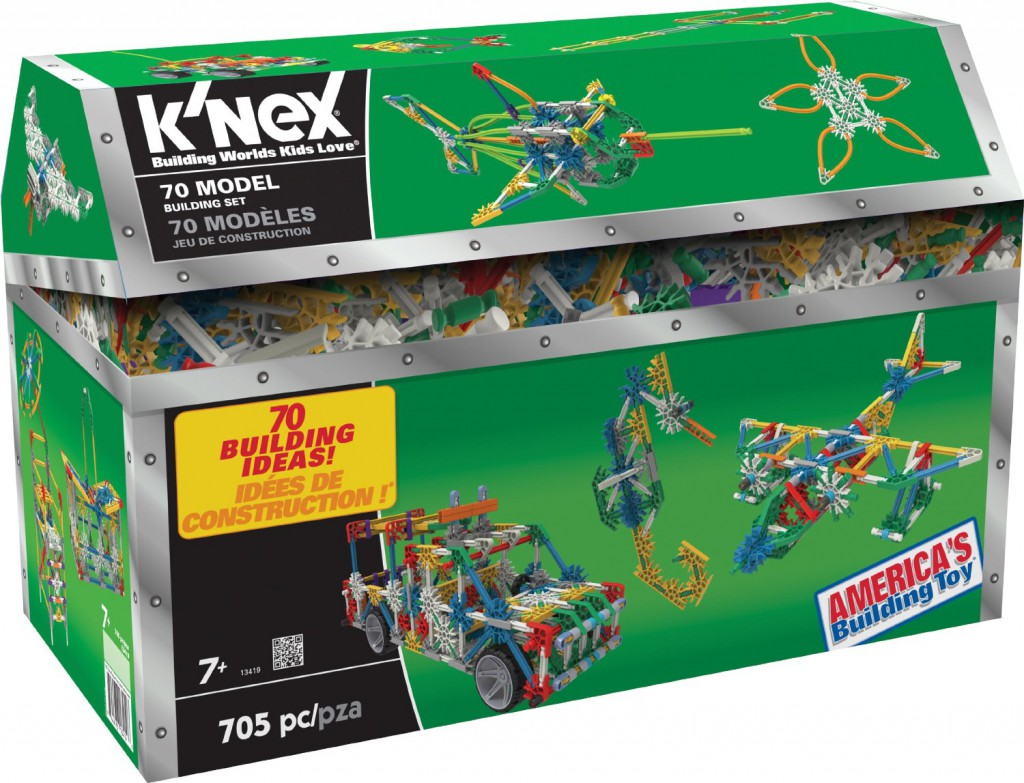 Introducing the K'Nex Building Sets – Things to consider ...