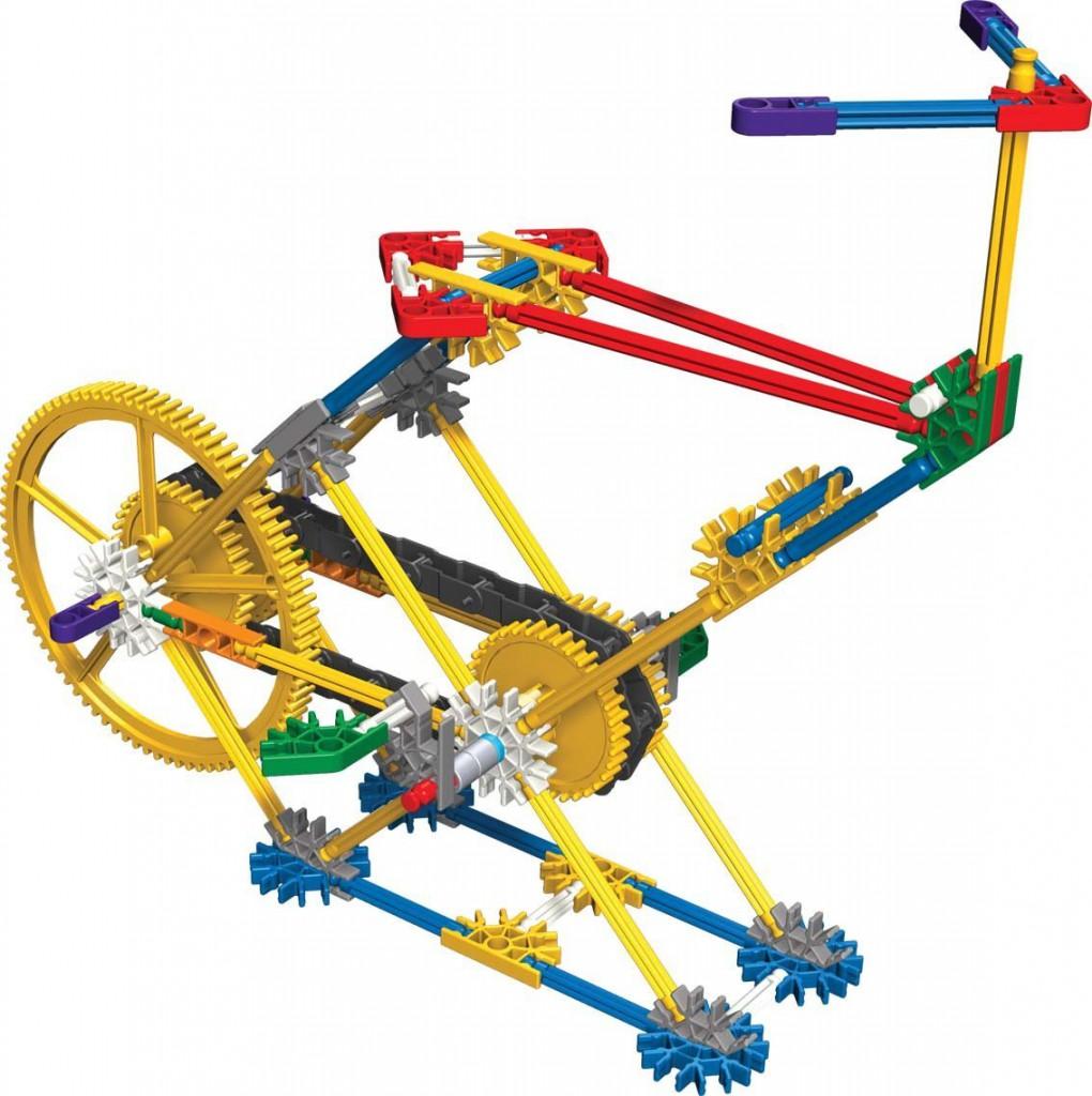 build simple machine