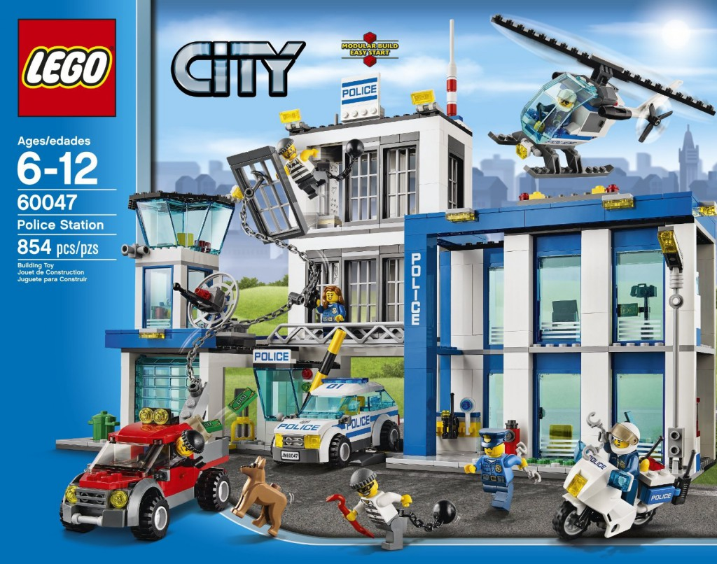 11 big lego city sets join the building craze. Black Bedroom Furniture Sets. Home Design Ideas