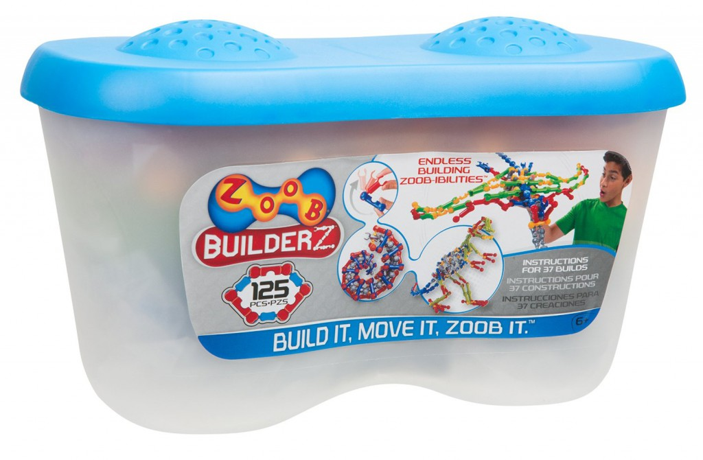 Zoob 125 pieces building set