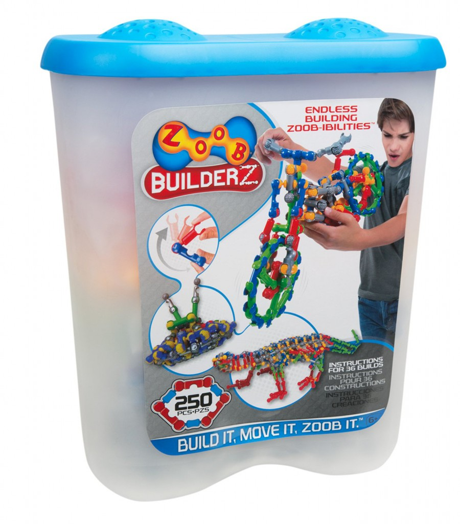 Zoob 250 pieces building set