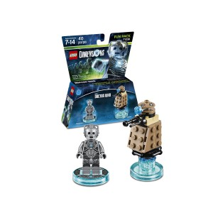 Dr Who Cyberman Fun Pack