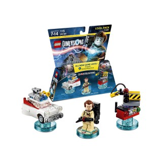 LD Ghostbusters Level Pack