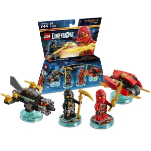 LD Ninjago Team Pack