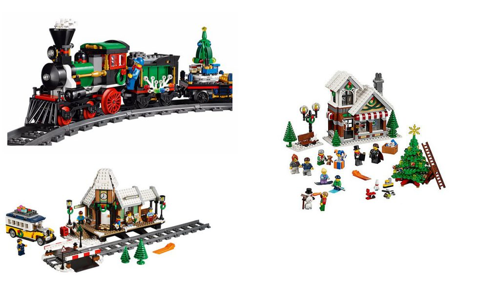the christmas holiday season can be so much fun for the family with all the decorating and festivities that go with it the lego christmas sets make a great